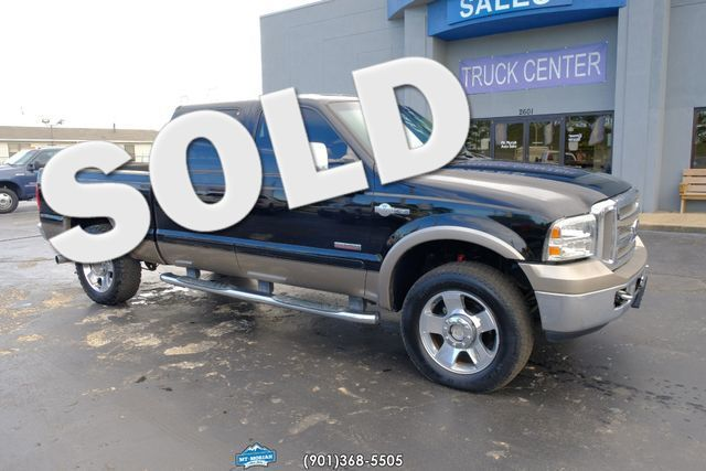 2006 Ford Super Duty F-250 King Ranch | Memphis, TN | Mt Moriah Truck Center in Memphis TN