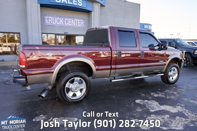 2006 Ford Super Duty F-250 Lariat in Memphis, Tennessee 38115