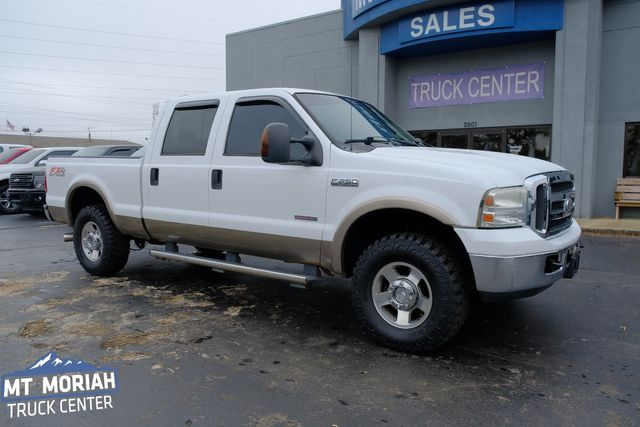 2006 Ford Super Duty F-250 LARIAT BULLETPROOF DIESEL