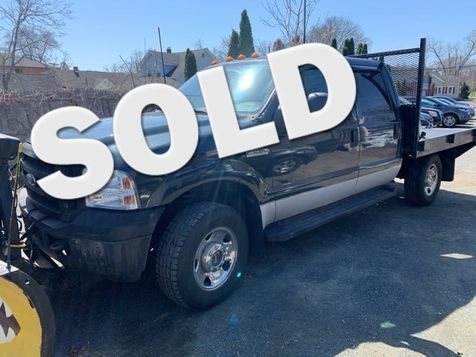 2006 Ford Super Duty F-250 XLT FLATBED PLOW in West Springfield, MA