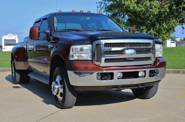 2006 Ford Super Duty F-350 DRW King Ranch