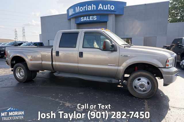 2006 Ford Super Duty F-350 DRW XLT