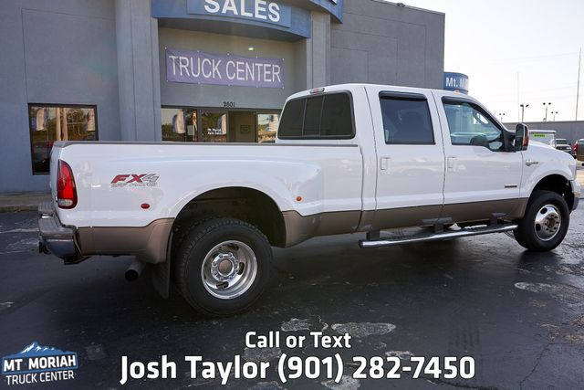 2006 Ford Super Duty F-350 DRW King Ranch in Memphis, Tennessee 38115