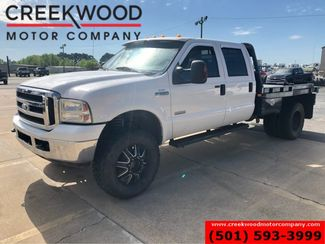 2006 Ford Super Duty F-350 XLT 4x4 Diesel Dually Manual Haybed Bullet Proofed in Searcy, AR 72143