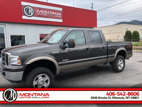 2006 Ford Super Duty F-350 SRW Lariat in