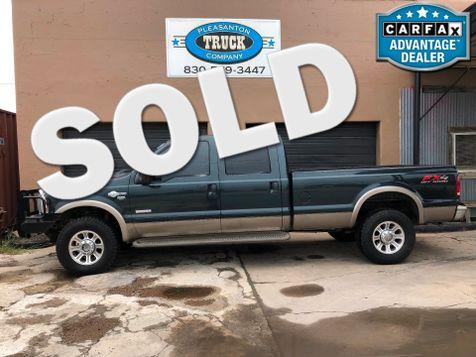 2006 Ford Super Duty F-350 SRW King Ranch | Pleasanton, TX | Pleasanton Truck Company in Pleasanton, TX