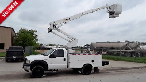2006 Ford  F-550 ALTEC 43FT BOOM AC POWER STROKE DIESEL in Fort Worth, TX