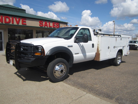 2006 Ford Super Duty F-550 DRW XL in Glendive, MT