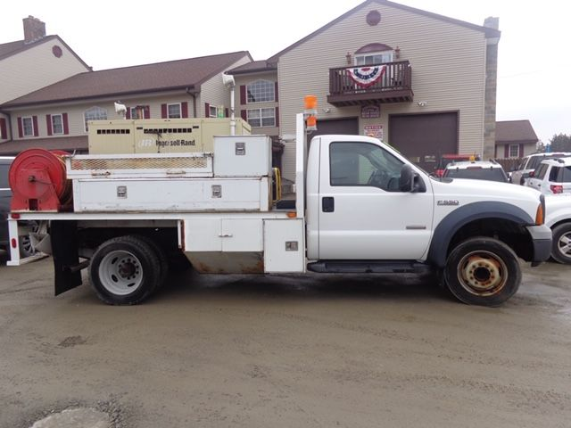 2006 Ford Super Duty F-550 DRW XL Hoosick Falls, New York 2
