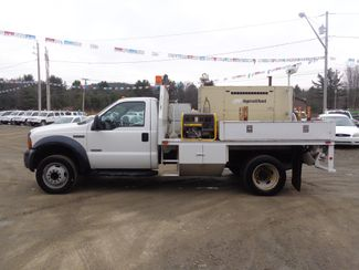 2006 Ford Super Duty F-550 DRW XL Hoosick Falls, New York 4