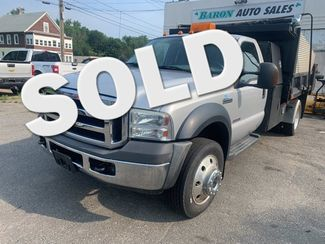 2006 Ford Super Duty F-550 DRW in West Springfield, MA