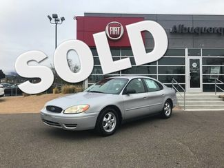 2006 Ford Taurus SE in Albuquerque New Mexico, 87109