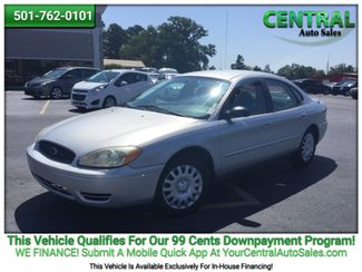 2006 Ford Taurus SE | Hot Springs, AR | Central Auto Sales in Hot Springs AR