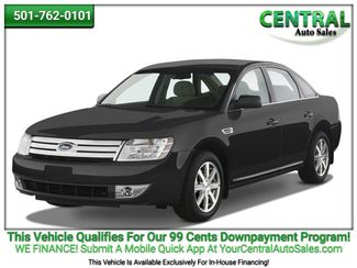 2006 Ford Taurus SE   Hot Springs, AR   Central Auto Sales in Hot Springs AR