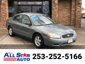 2006 Ford Taurus SE in Puyallup Washington, 98371