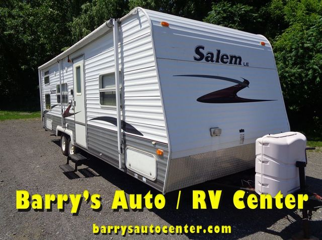 2006 Forest River Salem LE 27BH
