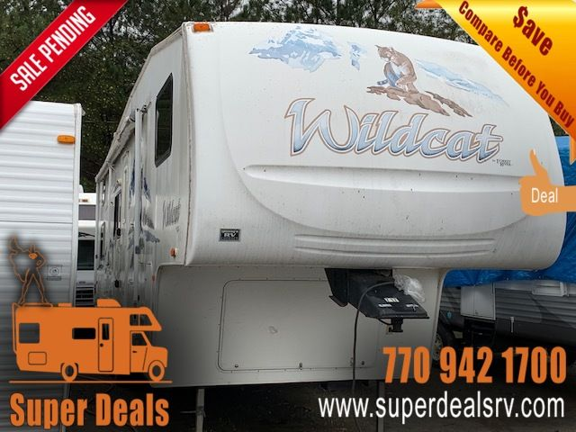 2006 Forest River Wildcat 31QBH in Temple, GA 30179