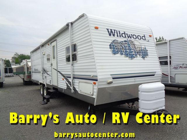 2006 Forest River Wildwood LE 30BHBS