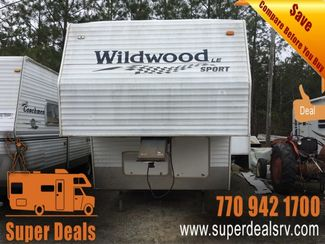 2006 Forest River WILDWOOD 32SRV in Temple GA, 30179