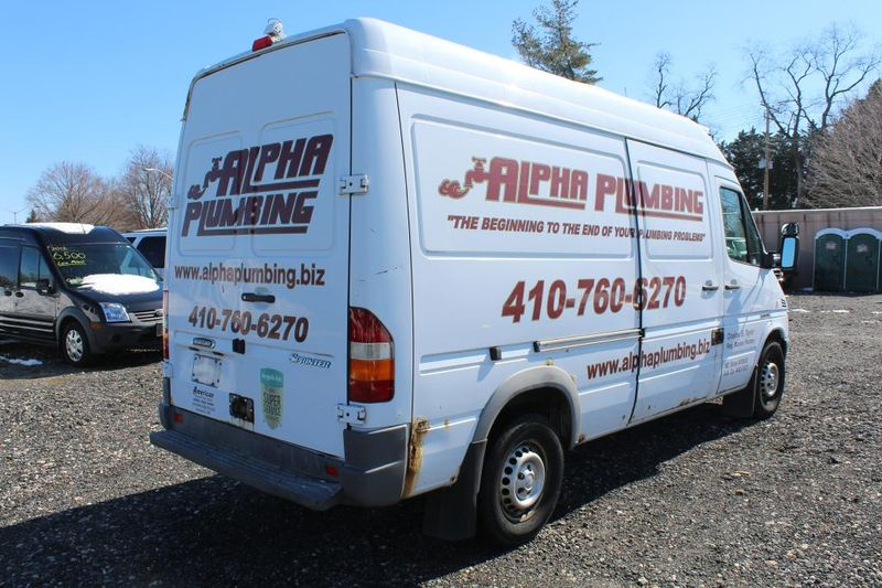 2006 Freightliner 2500 Hardtop Van  city MD  South County Public Auto Auction  in Harwood, MD