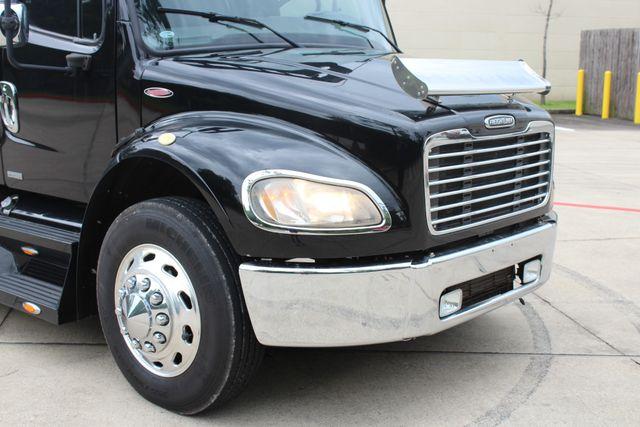 2006 Freightliner M2 SPORTCHASSIS RHL185 GARAGE TRUCK CONROE, TX 2