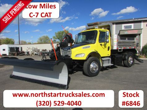 2006 Freightliner M2 Dump-Plow Truck with Wing Blade  in St Cloud, MN