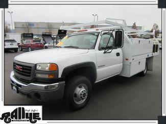 2006 GMC 3500 Sierra Flatbed in Burlington WA, 98233
