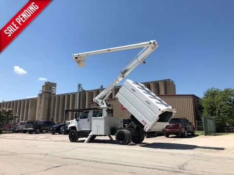 2006 GMC 7500 FORESTRY 60FT CHIPPER BED  CALL TODAY 682-402-9972 in Fort Worth, TX