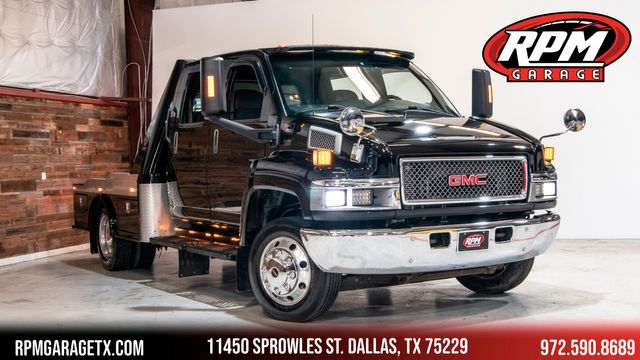 2006 GMC C4500 Air Suspension with Many Upgrades