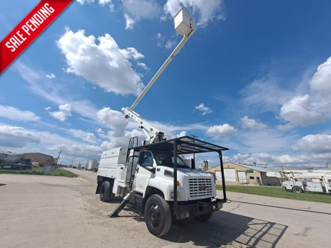 2006 GMC C7500 60' ALTEC  FORESTRY BUCKET TRUCK in Fort Worth, TX