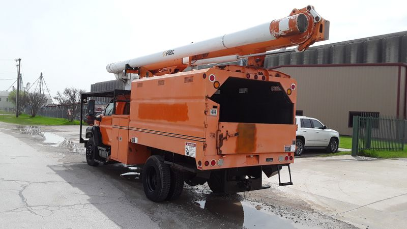 2006 GMC C7500 FORESTRY BUCKET GMC C7500 FORESTRY BUCKET  city TX  North Texas Equipment  in Fort Worth, TX