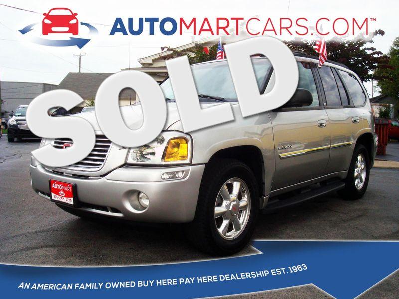 2006 GMC Envoy SLT | Nashville, Tennessee | Auto Mart Used Cars Inc. in Nashville Tennessee