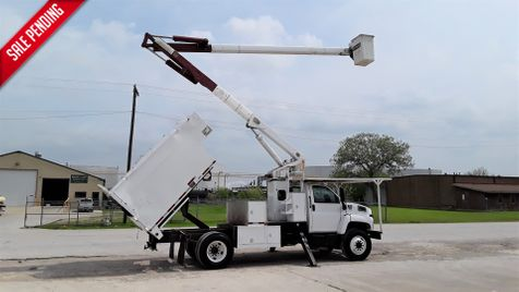 2006 GMC FORESTRY BUCKET  C7500 DURAMAX DIESEL 60FT TEREX LOW MILES TRUCK in Fort Worth, TX