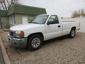 2006 GMC Sierra 1500 Work Truck in Fort Collins, CO 80524