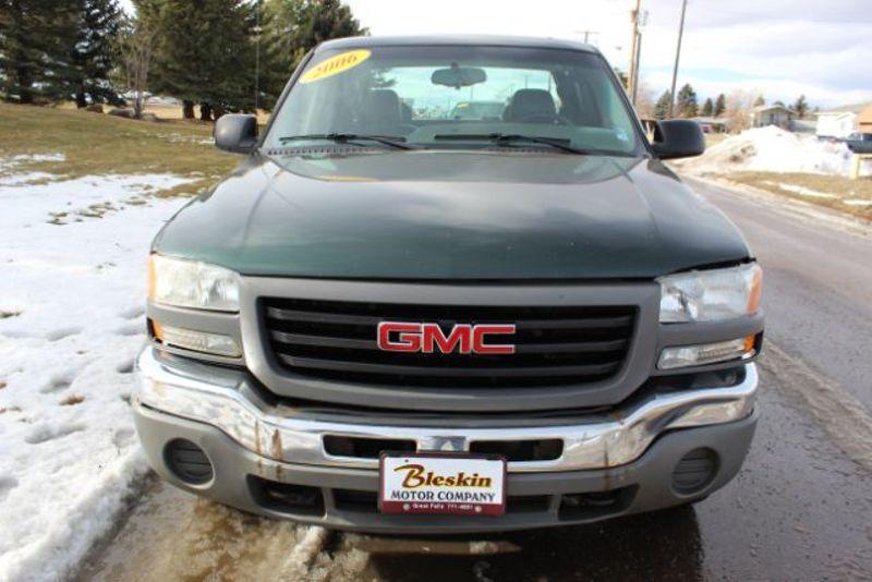 2006 GMC Sierra 1500 Work Truck  city MT  Bleskin Motor Company   in Great Falls, MT