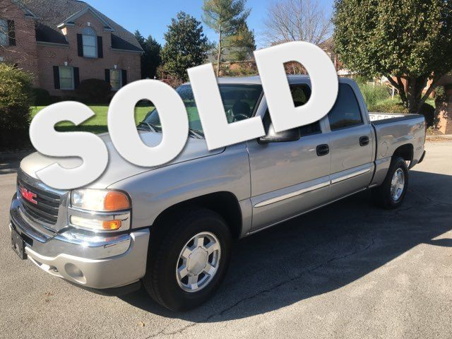 2006 GMC Sierra 1500 SLE Knoxville, Tennessee
