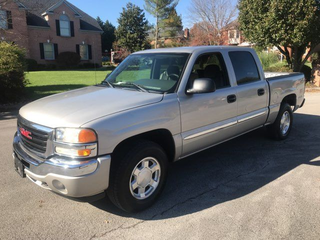 2006 GMC Sierra 1500 SLE Knoxville, Tennessee 1