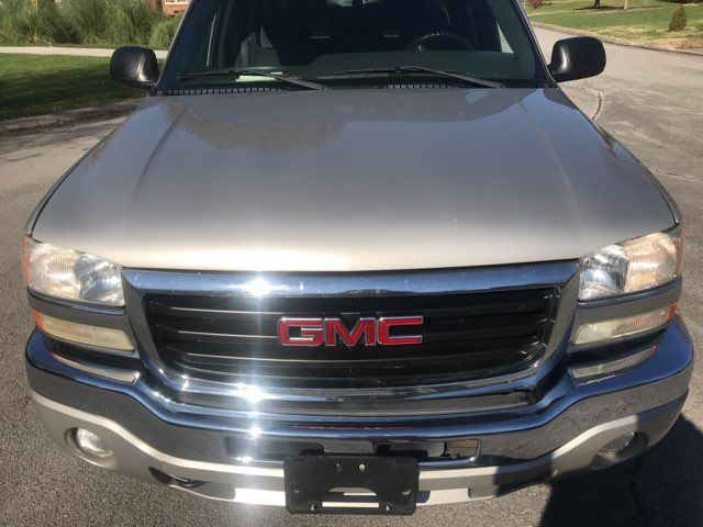 2006 GMC Sierra 1500 SLE Knoxville, Tennessee 2