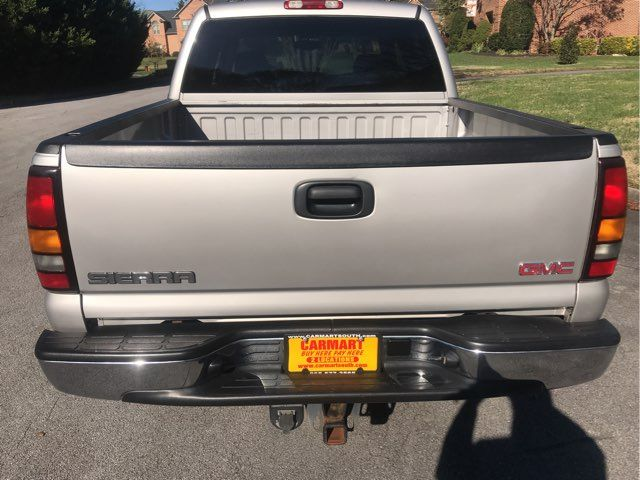 2006 GMC Sierra 1500 SLE Knoxville, Tennessee 20