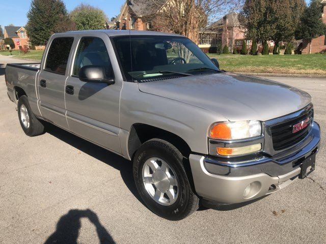 2006 GMC Sierra 1500 SLE Knoxville, Tennessee 3