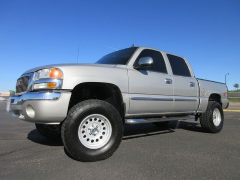 2006 GMC Sierra 1500 SLE Crew Cab 4X4 Lifted  in , Colorado