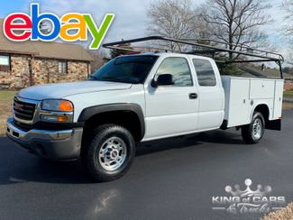 2006 Gmc Sierra 2500 4x4 EXT CAB W/T UTILITY ONLY 65K MILES 6.0L V8 in Woodbury, New Jersey 08093