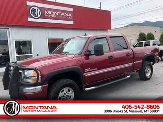 2006 GMC Sierra 2500HD SLT  city Montana  Montana Motor Mall  in , Montana