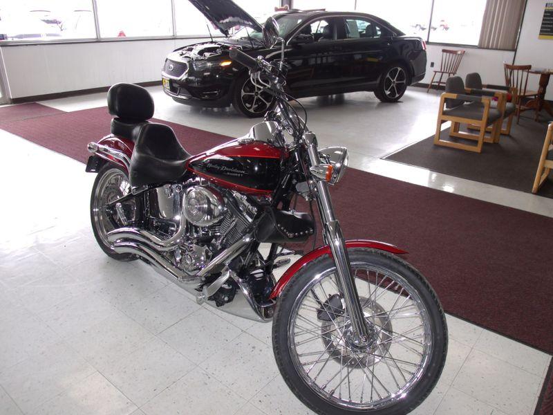 2006 Harley Dav FXSTDI SOFT-TAIL DEUCE | Rishe's Import Center in Ogdensburg New York