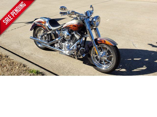 2006 Harley-Davidson CVO Fat Boy