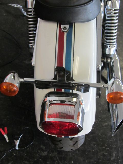2006 Harley-Davidson Dyna Glide 35th Anniversary Super Glide® Arlington, Texas 14