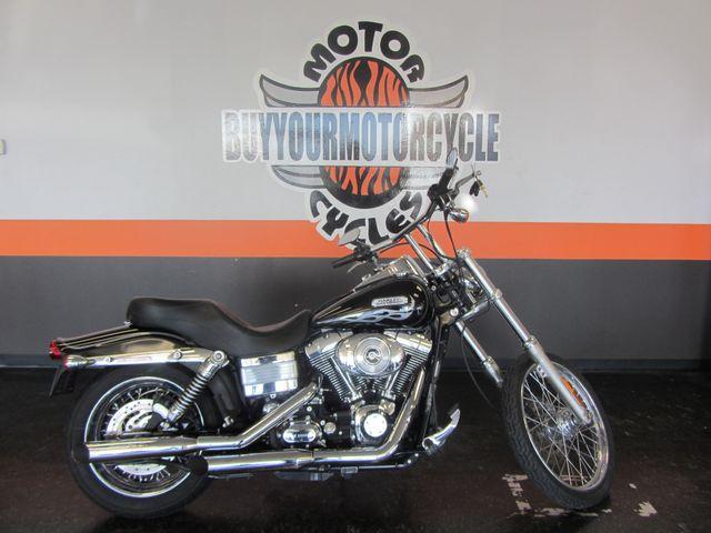 2006 Harley-Davidson Dyna Glide Wide Glide® in Arlington, Texas Texas, 76010