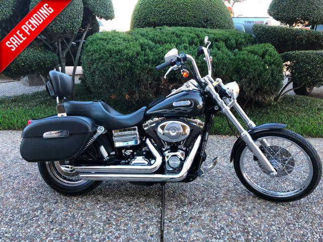 2006 Harley-Davidson Dyna Wide Glide in McKinney, TX 75070