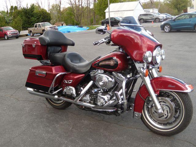 2006 Harley-Davidson Electra Glide Classic FLHTCI