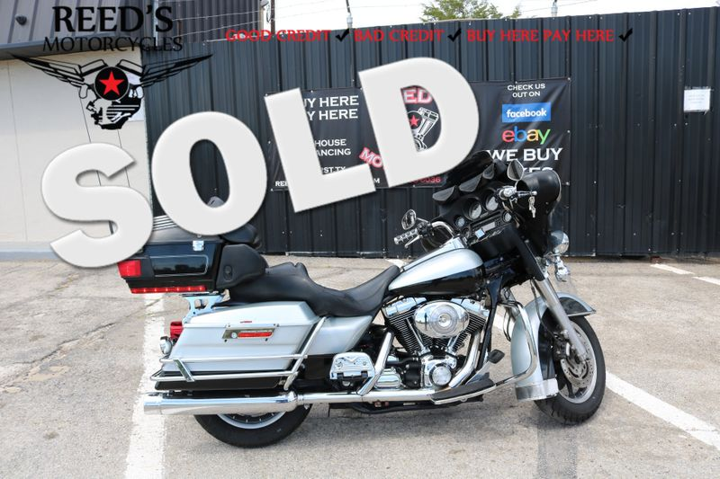 2006 Harley Davidson Electra Glide Classic FLHTCI | Hurst, Texas | Reed's Motorcycles in Hurst Texas